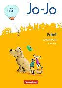 Cover-Bild zu Jo-Jo Fibel. Fördern und Inklusion. Arbeitsheft von Künning, Kirstin