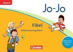 Cover-Bild zu Jo-Jo Fibel. Differenzierungsblock. BY von Eckhardt, Kathrin