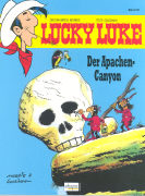 Cover-Bild zu Der Apachen-Canyon von Goscinny, René