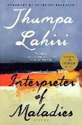 Cover-Bild zu Lahiri, Jhumpa: Interpreter of Maladies