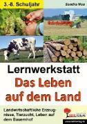 Cover-Bild zu Lernwerkstatt Leben auf dem Land (eBook) von Noa, Sandra