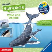 Cover-Bild zu Wieso? Weshalb? Warum? Erstleser Wale und Delfine von Noa, Sandra