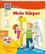 Cover-Bild zu Noa, Sandra: WAS IST WAS Junior Band 7. Mein Körper