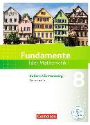 Cover-Bild zu Fundamente der Mathematik 8. Schuljahr. Schülerbuch. BW von Andreae, Kathrin
