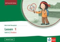 Cover-Bild zu Mein Anoki-Übungsheft. Lesen 1. Heft A   Fördern. Übungsheft Klasse 1