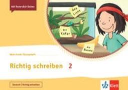 Cover-Bild zu Mein Anoki-Übungsheft. Richtig schreiben 2. Übungsheft Klasse 2