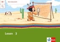 Cover-Bild zu Mein Anoki-Übungsheft. Lesen 3. Leseheft 3. Schuljahr