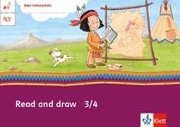 Cover-Bild zu Mein Anoki-Übungsheft. Read and draw. Arbeitsheft Klasse 3/4