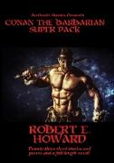 Cover-Bild zu Howard, Robert E.: Fantastic Stories Presents: Conan the Barbarian Super Pack (eBook)