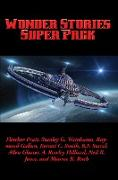 Cover-Bild zu Weinbaum, Stanley G.: Wonder Stories Super Pack (eBook)