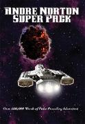 Cover-Bild zu Norton, Andre: Andre Norton Super Pack (eBook)