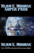 Cover-Bild zu Nourse, Alan E.: Alan E. Nourse Super Pack (eBook)