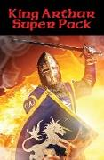 Cover-Bild zu Tennyson, Lord Alfred: King Arthur Super Pack (eBook)