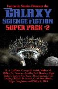 Cover-Bild zu Leiber, Fritz: Galaxy Science Fiction Super Pack #2 (eBook)