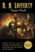Cover-Bild zu Lafferty, R. A.: R. A. Lafferty Super Pack (eBook)