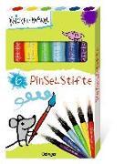 Cover-Bild zu Krickel-Krakel 6 Pinselstifte