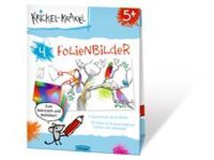 Cover-Bild zu Krickel-Krakel Folienbilder von Die Krickelkrakels (Gestaltet)