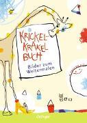 Cover-Bild zu Krickel-Krakel-Buch von Die Krickelkrakels (Gestaltet)
