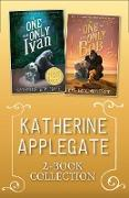 Cover-Bild zu Applegate, Katherine: One and Only Ivan & Bob ebook collection (eBook)