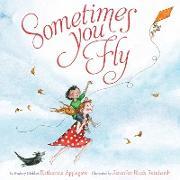 Cover-Bild zu Applegate, Katherine: Sometimes You Fly (eBook)