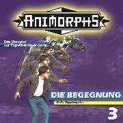 Cover-Bild zu Mennigen, Peter: Animorphs, Folge 3: Die Begegnung (Audio Download)