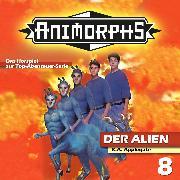 Cover-Bild zu Mennigen, Peter: Animorphs, Folge 8: Der Alien (Audio Download)