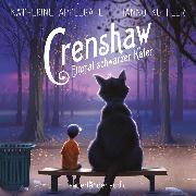 Cover-Bild zu Applegate, Katherine: Crenshaw - Einmal schwarzer Kater (Gekürzte Lesung) (Audio Download)