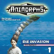 Cover-Bild zu Mennigen, Peter: Animorphs, Folge 1: Die Invasion (Audio Download)