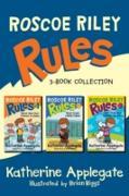 Cover-Bild zu Applegate, Katherine: Roscoe Riley Rules 3-Book Collection (eBook)