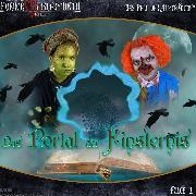 Cover-Bild zu Das Portal der Finsternis (Audio Download) von Fuhrmann, Timo