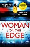Cover-Bild zu Woman on the Edge (eBook) von Bailey, Samantha M.