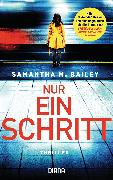 Cover-Bild zu Nur ein Schritt (eBook) von Bailey, Samantha M.