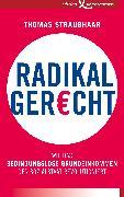 Cover-Bild zu Straubhaar, Thomas: Radikal gerecht (eBook)