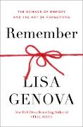 Cover-Bild zu Genova, Lisa: Remember (eBook)