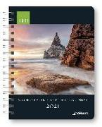 Cover-Bild zu teNeues Calendars & Stationery GmbH & Co. KG: GEO Wochenkalender 2021