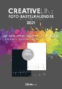 Cover-Bild zu teNeues Calendars & Stationery GmbH & Co. KG: Foto-Bastelkalender 2 in 1 2021 - Kreativ-Kalender - DIY-Kalender - Kalender-zum-basteln - 21x29,7 - datiert