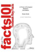 Cover-Bild zu e-Study Guide for: A Primer of Ecological Statistics by Nicholas J. Gotelli, ISBN 9781605350646 (eBook) von Reviews, Cram101 Textbook
