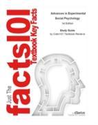 Cover-Bild zu e-Study Guide for: Advances in Experimental Social Psychology (eBook) von Reviews, Cram101 Textbook