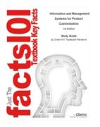 Cover-Bild zu e-Study Guide for: Information and Management Systems for Product Customization by Thorsten Blecker, ISBN 9780387233475 (eBook) von Reviews, Cram101 Textbook