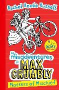 Cover-Bild zu Russell, Rachel Renée: Misadventures of Max Crumbly 3 (eBook)
