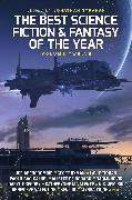 Cover-Bild zu Strahan, Jonathan: The Best Science Fiction and Fantasy of the Year, Volume Twelve