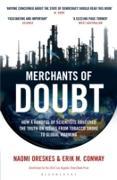 Cover-Bild zu Merchants of Doubt (eBook) von Oreskes, Naomi