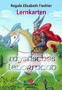 Cover-Bild zu Lernkarten Mystisches Lenormand von Fiechter, Regula E