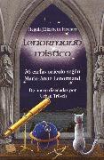 Cover-Bild zu Lenormand Mystico Cartes SP von Fiechter, Regula Elizabeth