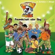 Cover-Bild zu Schlüter, Andreas: Fußball-Haie (10)