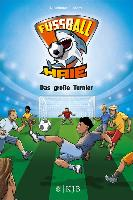 Cover-Bild zu Schlüter, Andreas: Fußball-Haie: Das große Turnier (eBook)