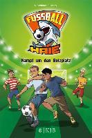 Cover-Bild zu Schlüter, Andreas: Fußball-Haie: Kampf um den Bolzplatz (eBook)