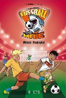 Cover-Bild zu Schlüter, Andreas: Fußball-Haie: Böses Foulspiel (eBook)