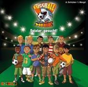 Cover-Bild zu Schlüter, Andreas: Fußball-Haie (1)