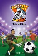 Cover-Bild zu Schlüter, Andreas: Fußball-Haie: Spiel mit Biss